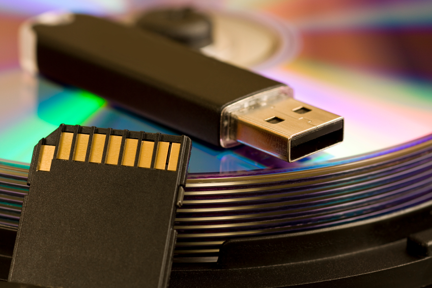 Forensic data recovery