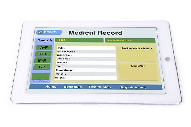 Mobile Electronic Health Record